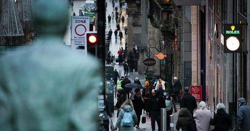 Glasgow's covid case figures ahead of Nicola Sturgeon's lockdown review