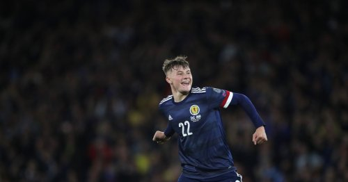 Patterson dropped by Scotland as Rangers star joins Celtic skipper on the bench
