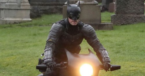 Robert Pattinson and Colin Farrell head to Glasgow to film final Batman scenes