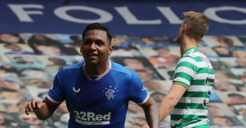 Alfredo Morelos branded 'inspiration' as Rangers striker continues charity drive
