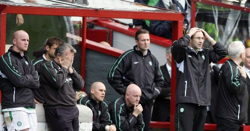 Celtic hero Martin O'Neill admits Helicopter Sunday pain 'gnaws away' at him