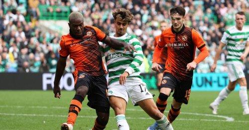 Celtic 1 Dundee United 1: Albian Ajeti in horror miss after Harkes equaliser