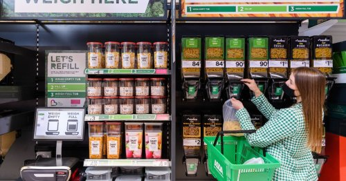Asda launches Scotland's first refill store in Glasgow - here's how it works