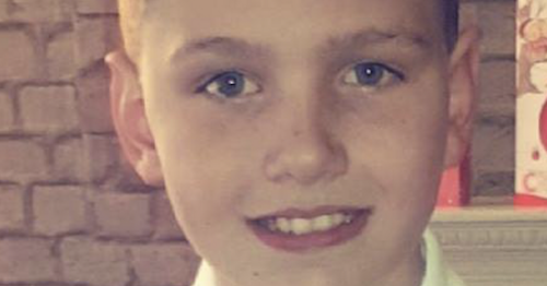 Schoolboy Justin McLaughlin was facing knife charges before his death