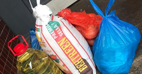 Glasgow charity gives out 'bumper' Ramadan food parcels to Muslim families