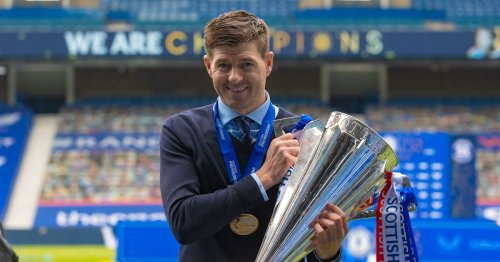 Steven Gerrard makes Rangers remit change as he highlights sadness fuelling plan