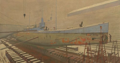 The disastrous Clyde-built WWI submarines that were dubbed 'Kalamity Class'