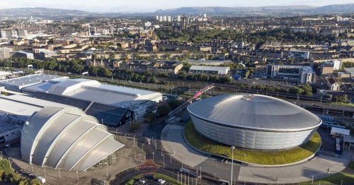 Glasgow prepares for Cop26 climate change conference