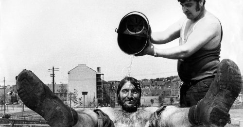 'The tarmac was bubbling': Memories of Glasgow's 1970 heatwave