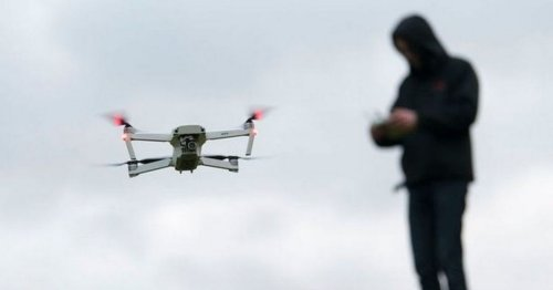 8-year-old 'terrorised' by drone weirdo filming her while she played in garden
