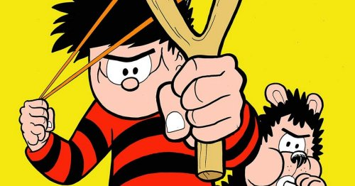 Minnie and the Marx: The surprising leftie leanings behind Beano creator