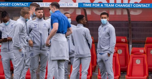 Rangers team news v Partick Thistle: Steven Gerrard gives youth a chance