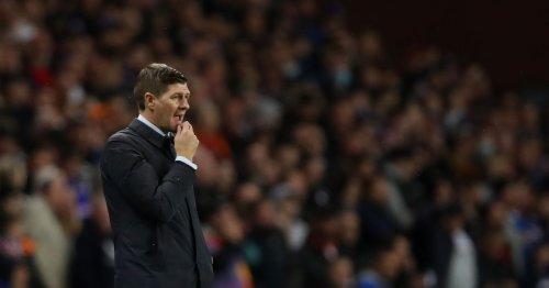 Steven Gerrard admits Rangers not yet hit top form after Lyon loss