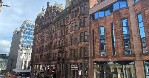 Entire block of flats up for sale in Glasgow city centre for £2m