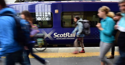 Rail strike during Glasgow COP26 summit would be 'international humiliation'