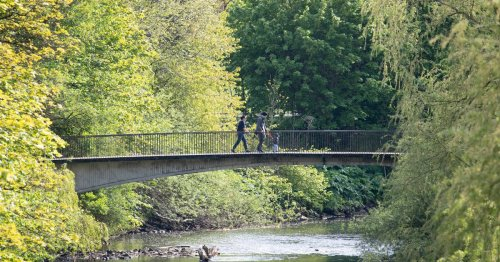 Bomb squad race to Kelvingrove Park after 'possible ordnance' spotted in river