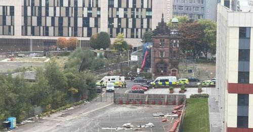 14-year-old boy dies in hospital after attack at Glasgow High Street Station