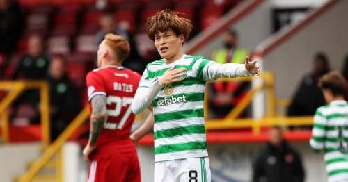 Kyogo Furuhashi has become Celtic lynchpin by quickly working out Scots defences
