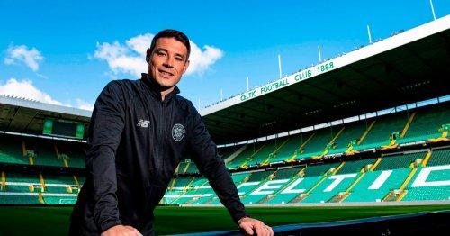 Darren O'Dea lands Celtic promotion as he hails John Kennedy & Ange Postecoglou
