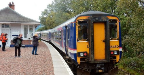 Train journey that leaves from Glasgow Queen Street voted among best in UK