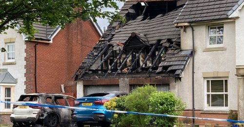 Third horrific firebomb attack on Tory councillor's home put 'family's life in danger'