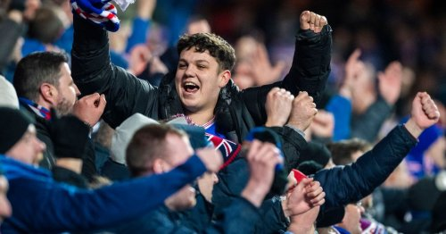 Rangers in monumental fan boost as 23k welcomed back to Ibrox for title defence