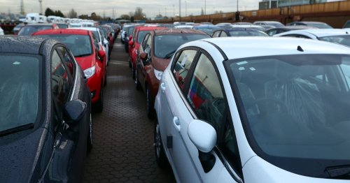 Indoor car showrooms to close and test drives banned under coronavirus lockdown