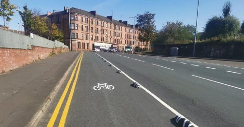Glasgow Spaces for People measures to stay - despite concerns from blind people