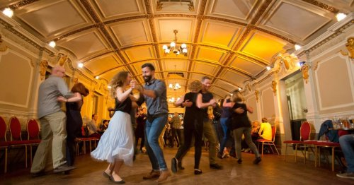 The history of Glasgow's oldest ballroom still going strong today