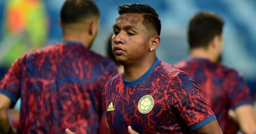 Alfredo Morelos wanted by Porto as Rangers star's agent 'arrives in Portugal'