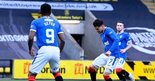Rangers player ratings as Ianis Hagi shows his class to keep unbeaten run going