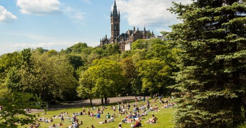 The Big Slope, Hill 60 and all the names for that big hill in Kelvingrove Park