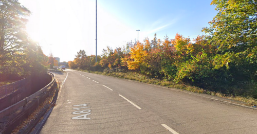 Clydeside Expressway and other Glasgow roads closed from today for COP26