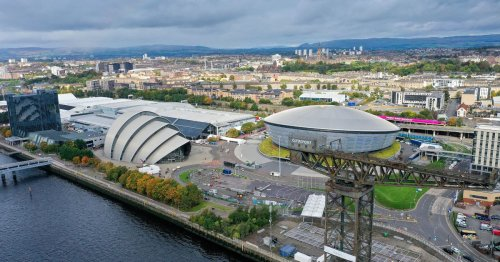 Glasgow COP26 updates as road closures begin amid talks of rail strike - live