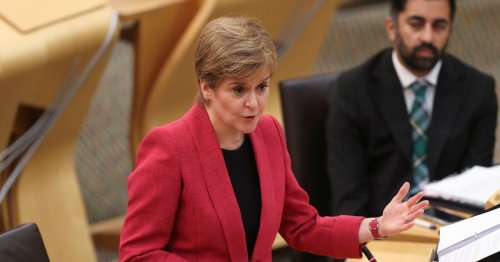 Nicola Sturgeon's latest covid statement at Scottish Parliament - live updates