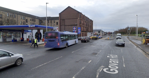 Tourist 'repeatedly kicked in the head and severely beaten' on Govan Road
