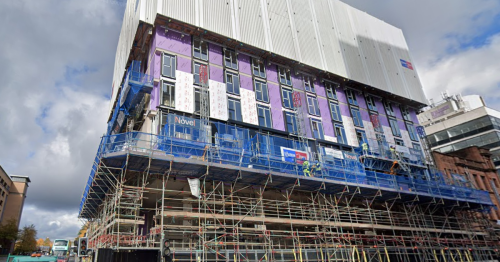 Developers banned from building new student flats in two parts of Glasgow