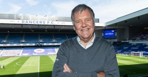 Clive Tyldesley opens up on Rangers v Celtic error and learning on the job