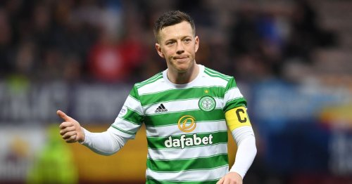 Callum McGregor in Celtic kick-off time claim as he opens up on midfield options