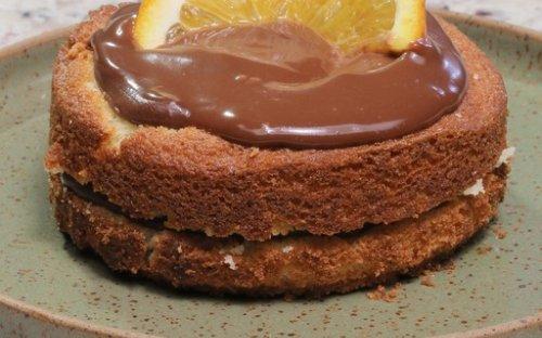 Que Seja Doce: receita de bolo de laranja
