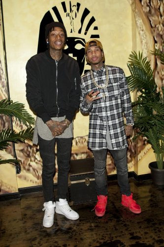 Black Boy Joy: Tyga & Wiz Khalifa Surprise Sons With A Trip To Disney And Their Reactions Are Priceless