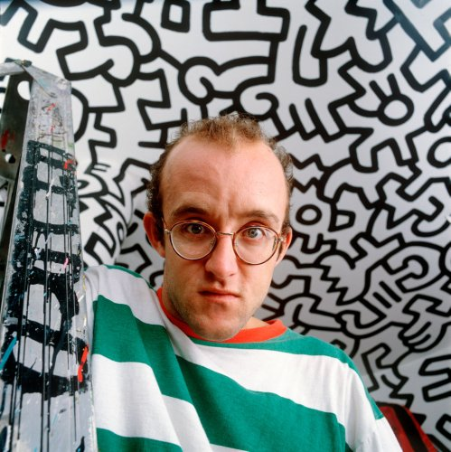 Keith Haring's Message Lives On: 5 Facts About The Artist's Influence & Social and Political Activism