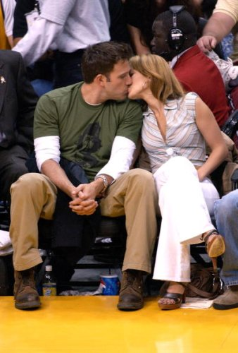 Bennifer Back! Photos Of J. Lo & Ben Affleck Being Affectionate Over The Years