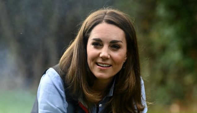 Catherine, Duchess of Cambridge launches Centre for Early Childhood