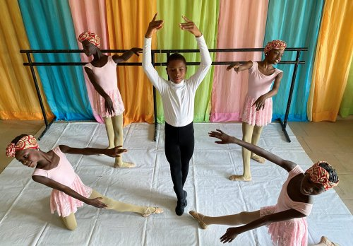 Leap of faith: Nigerian boy captivates the world with his ballet | GLOBAL HEROES MAGAZINE
