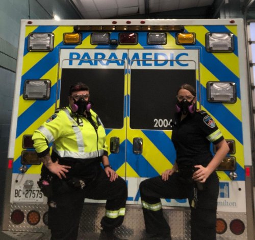 Day in the Life of a Paramedic: Navigating the Pandemonium of COVID-19 | GLOBAL HEROES MAGAZINE