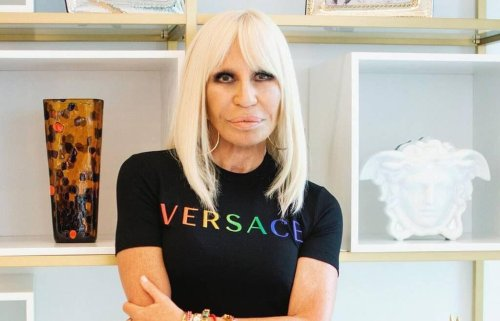 Versace unveils capsule collection in support of LGBTQ+ charities | GLOBAL HEROES MAGAZINE