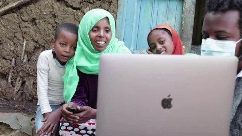 Sponsor network gives lifeline to Ethiopians struggling under pandemic   GLOBAL HEROES MAGAZINE