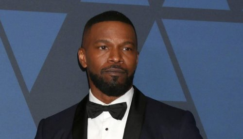 Jamie Foxx sets up fund with Global Down Syndrome Foundation in honour of late sister