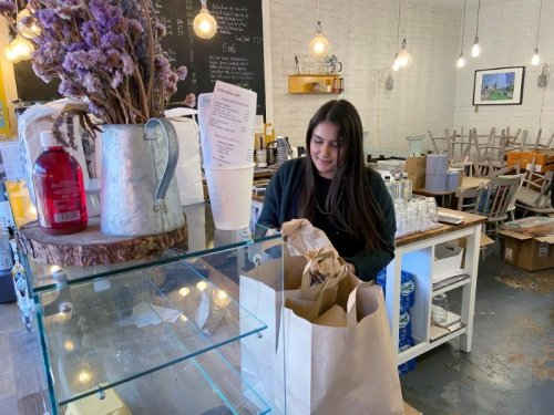 No more coffee and cakes: London cafe owner rushes to help health service | GLOBAL HEROES MAGAZINE